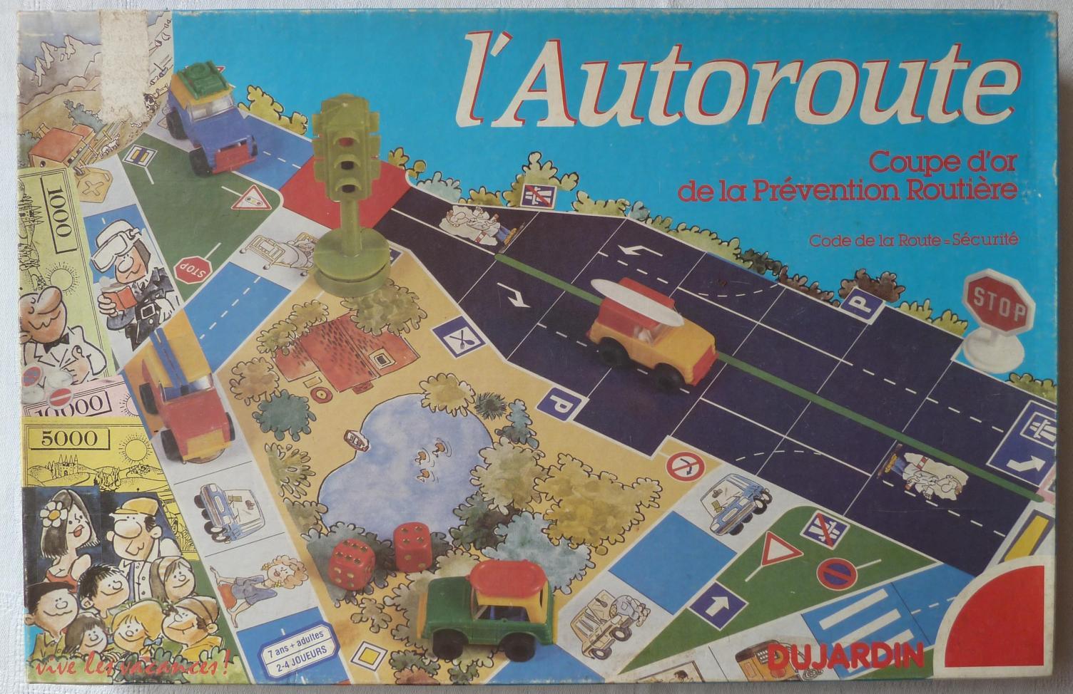 L 39 autoroute dujardin for Edition dujardin